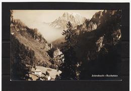 STM1048 POSTKARTE 1931 JOHNSBACH-BUCHSTEIN GEBRAUCHT SIEHE ABBILDUNG - Österreich