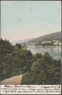Blick Auf Die Villen, Abbazia, 1912 - Trenkler AK - Croatia