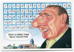 VEYRI - Carte Personnelle De Bernard Nanty - 2011 -  Voir Scan - Veyri, Bernard
