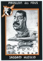 VEYRI - Pavillon Des Fous - Saddam Hussein - Kurdes - Armes Chimiques - 1988 -  Voir Scan - Veyri, Bernard
