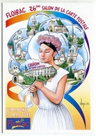 VEYRI - FLOIRAC - 26° Salon - Créon Et Son Canton - 2013 -  Voir Scan - Veyri, Bernard