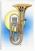 VEYRI - VILLENEUVE-sur-LOT - Batterie Fanfare Voeux 1991 -  Voir Scan - Veyri, Bernard