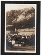 STM1054 POSTKARTE 1930 GRÖBMING Mit KAMM UNGEBRAUCHT SIEHE ABBILDUNG - Österreich