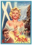 VEYRI - Marilyn MONROE - 30° Anniversaire De Son Décés - 1992 -  Voir Scan - Veyri, Bernard
