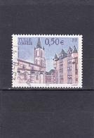 France Oblitéré  2003  N° 3580  Tourisme.  Tulle (Corrèze) - Oblitérés