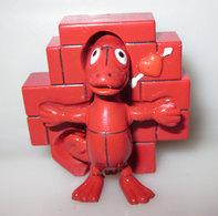 Findus  La Famiglie Cameleontini 1999 - Kinder & Diddl