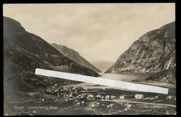 NORVEGIA - NORGE - INIZI 900 - LAERDAL SEREN - SOGN - Norvegia