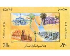 Ref. 309778 * MNH * - EGYPT. 1987. TOURISM . TURISMO - Egypt
