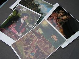Gemäldegalerie Berlin  Nr. 311,431,313,226 - Museum