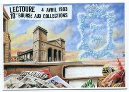 VEYRI - LECTOURE - 10° Bourse Aux Collections - 1993 - Voir Scan - Veyri, Bernard