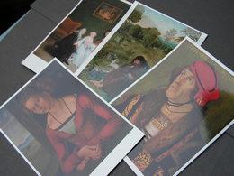 Gemäldegalerie Berlin  Nr. 436,316,387,238,  Dürrer Usw. - Museen