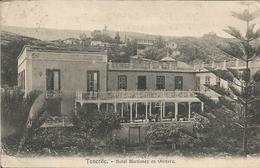 Tenerife. - Hotel Martianez En Orotava.  (scan Verso) - Tenerife