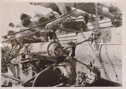 RESERVETORPEDOS ATLANTIC KRIEGSMARINE     FOTO DE PRESSE WW2 WWII WORLD WAR 2 WELTKRIEG Aleman Deutchland - Schiffe