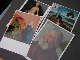 Gemäldegalerie Berlin  Nr. 334,335,309,204...Cranach  Usw. - Museen