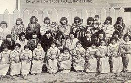 CHILI(TERRE DE FEU) TYPE(INDIEN) - Chile