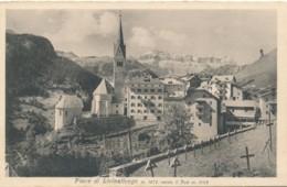 V.180.  Pieve Di LIVINALLONGO - Verso Boé - Ediz. Brunner - Otras Ciudades