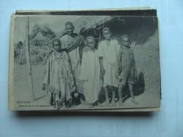 Africa Soedan Soudan Enfants Peuhls Et Bambaras - Soedan