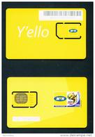 CONGO (BRAZZAVILLE) - Mint/Unused SIM Chip Phonecard - Congo