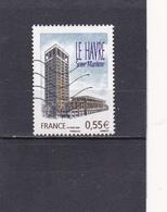 France Oblitéré  2008  N° 4270  Tourisme.  Le Havre (Seine Maritime) - France