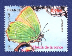 FRANCE Papillon Neuf **. Thécla De La Ronce. - Papillons