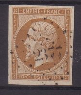 """FRANCE : PC 2377 . """" PARAME  """" . (34) . N° 13 . TB . - Marcophilie (Timbres Détachés)"""