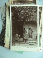 Indonesië Indonesia ? Pounding Rice Tosari Studio No P 53 - Indonesië