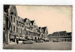 2.Oude-God  Gemeenteplein,Kredietbank En St.Ludgardisschool - Mortsel