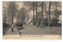 Oude-God  -  Villa's - Mechelsche Steenweg     60, G.Bongartz (lichte Plooi Mid Onder Boven Naast Verticale Streep Re ) - Mortsel