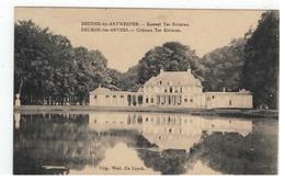DEURNE-by-ANTWERPEN - Kasteel Ter Rivieren  Uitg.Wed. De Luyck   1911 - Antwerpen
