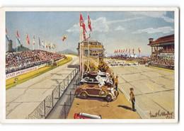 CPA Nurburgring Nordschleife Race Start - Nazi Reich - Altri