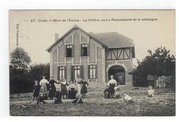 37 , Orroir - Mont De L'Enclus - La Volière;oeuvre Roubaisienne De La Campagne 1912 - Mont-de-l'Enclus