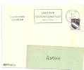 LOT - Dépt N° 46 = LIMOGNE 1964 = FLAMME  SUPERBE Non Codée = SECAP  'STATION CLIMATIQUE / Truffes - Lavande' - Marcophilie (Lettres)