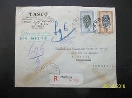 Congo Belge: 1951 Rgt. Air Cover To Bruxelles (#NL6) - Belgian Congo