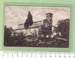 RAPOLANO La Pieve _ SIENA Cartolina BN VG Rif.C0360 - Siena