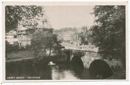 Abbey Bridge, Tavistock - England