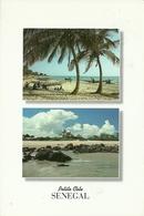 "Petite Cote (Senegal) The Beachs, Les Plages, Le Spiaggie, Thematic Stamp ""21° Rallye Paris-Dakar 1998"" - Senegal"