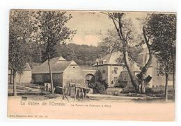 Mazy : La Vallée De L'Orneau  La Ferme De Fannoye à Mazy 1913 - Gembloux
