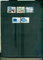CHYPRE ANNEE EUROPEENNE DE LA SECURITE ROUTIERE -CONSEIL DE L'EUROPE 5 VAL NEUFS A PARTIR DE 1 EURO - Cipro (Repubblica)