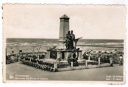 Blankenberge, Blankenberghe, Monument De Bruyne Et Lippens (pk52691) - Blankenberge
