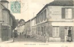 60 - PRECY SUR OISE - La Grande Rue En 1905 - Précy-sur-Oise