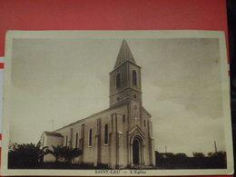 Ile De La Réunion SAINT LEU L'Eglise - Réunion