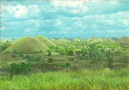 Bohol (Philippines) Chocolate Hills - Filippine