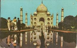 Agra (India) Taj Mahal - India