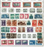 SOUTH AFRICA...used..some Mh - Zuid-Afrika (...-1961)