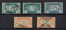 SOUTH AFRICA.used - Zuid-Afrika (...-1961)