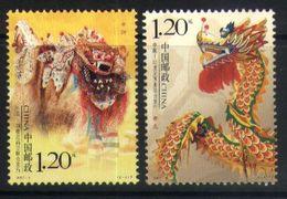 A06 - China - 2007 - Dragons - Kostüme