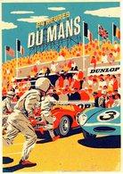 24 Heures Du Mans      -  Publicité  -  CPR - Le Mans