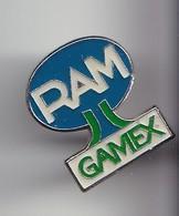 Pin's Ram Gamex Assurance Santé Réf 5301 - Zonder Classificatie