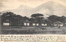 Seltene ALTE  AK   WARMBAD / Namibia  - Post Waterberg - 1911 Gelaufen. - Namibie