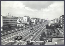 MILANO, Via Palmanova - Viaggiata - Milano